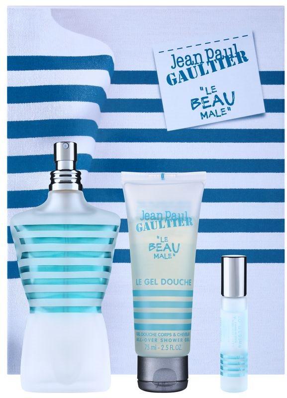 Jean Paul Gaultier Le Beau Male Gift Set IV.