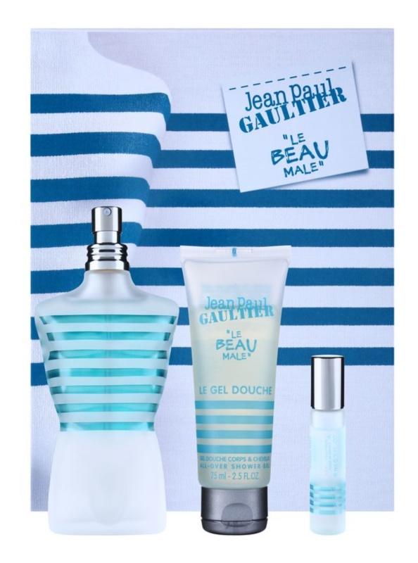 Jean Paul Gaultier Le Beau Male lote de regalo IV.