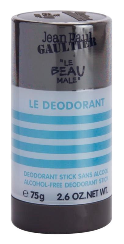 Jean Paul Gaultier Le Beau Male deostick pro muže 75 g