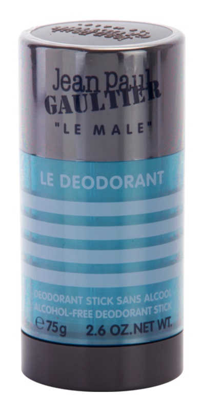 Jean Paul Gaultier Le Male Deo-Stick für Herren 75 ml