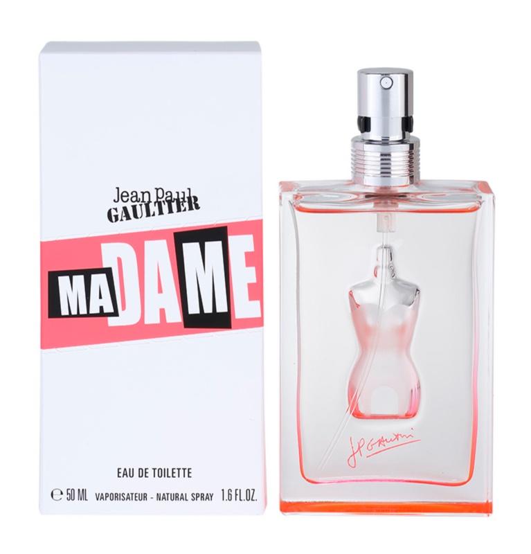 Jean Paul Gaultier Ma Dame toaletní voda pro ženy 50 ml