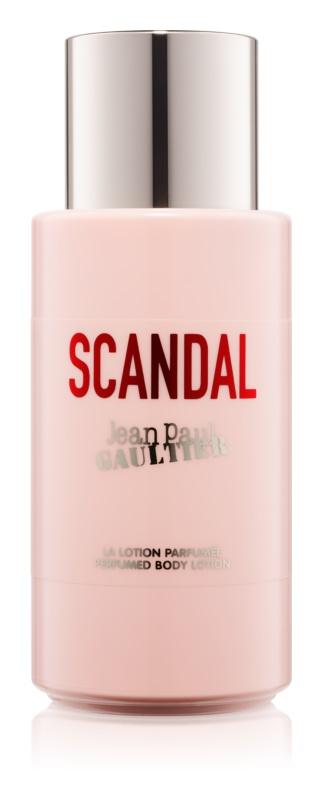 Jean Paul Gaultier Scandal lapte de corp pentru femei 200 ml