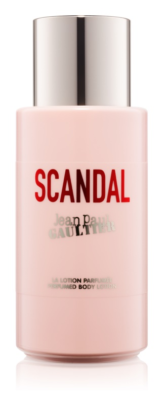 Jean Paul Gaultier Scandal tělové mléko pro ženy 200 ml