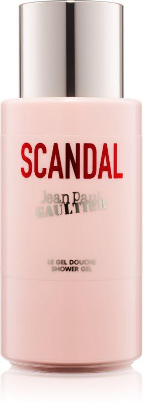 Jean paul gaultier scandal gel douche pour femme 200 ml - Gel douche jean paul gaultier ...
