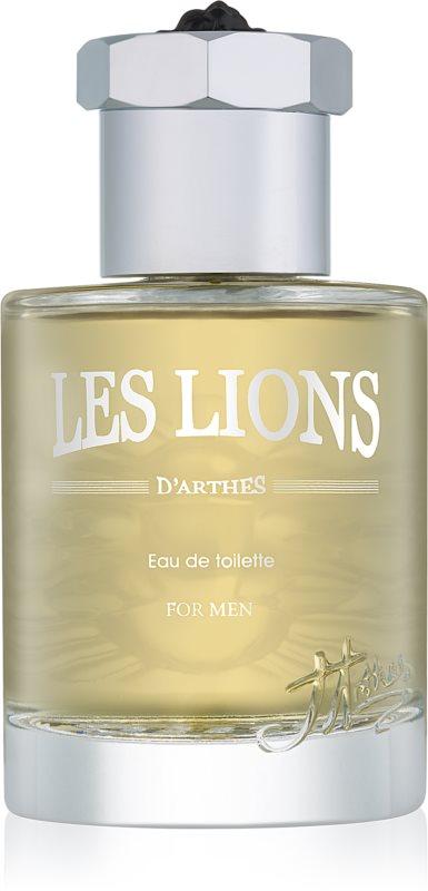 Jeanne Arthes Les Lions D´arthes туалетна вода для чоловіків 100 мл