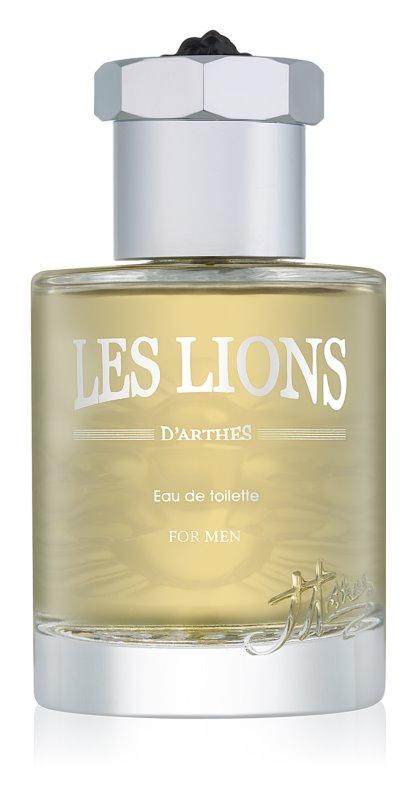 Jeanne Arthes Les Lions D´arthes Eau de Toilette for Men 100 ml