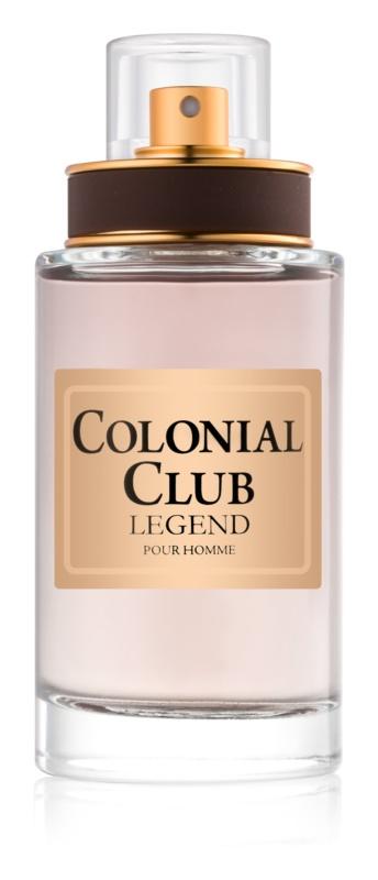 Jeanne Arthes Colonial Club Legend toaletná voda pre mužov 100 ml