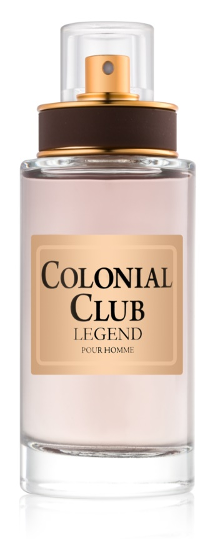 Jeanne Arthes Colonial Club Legend toaletní voda pro muže 100 ml