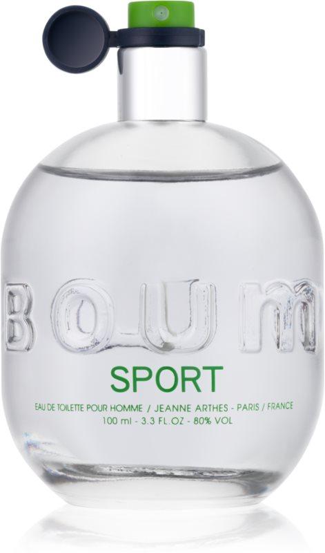 Jeanne Arthes Boum Sport eau de toilette pour homme 100 ml