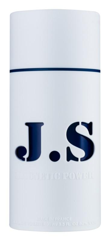 Jeanne Arthes J.S. Magnetic Power Navy Blue Eau de Toilette for Men 100 ml