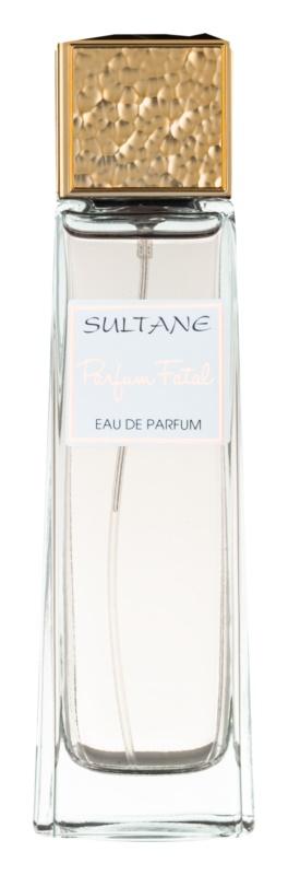 Jeanne Arthes Sultane Parfum Fatal eau de parfum pour femme 100 ml