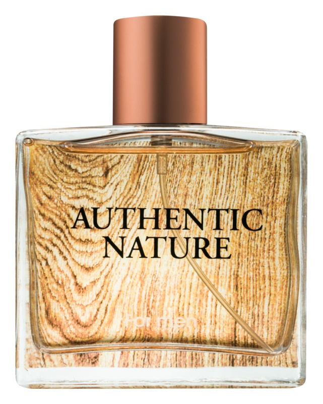 Jeanne Arthes Authentic Nature toaletna voda za moške 100 ml