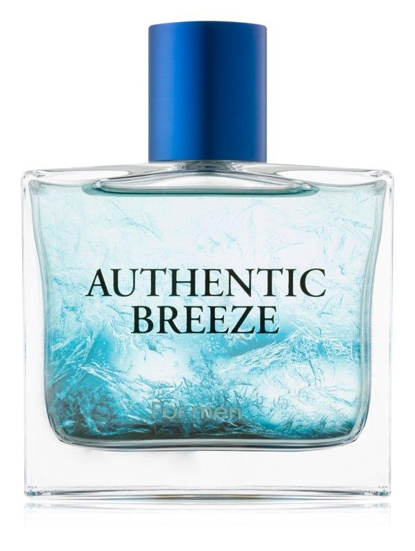 Jeanne Arthes Authentic Breeze toaletní voda pro muže 100 ml