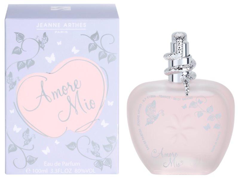 Jeanne Arthes Amore Mio Parfumovaná voda pre ženy 100 ml