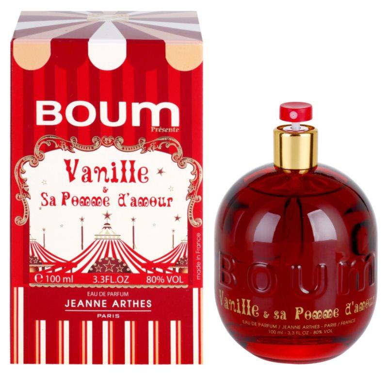 Jeanne Arthes Boum Vanille Sa Pomme d'Amour eau de parfum pentru femei 100 ml