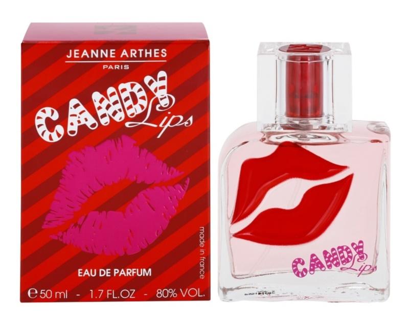 Jeanne Arthes Candy Lips eau de parfum nőknek 50 ml
