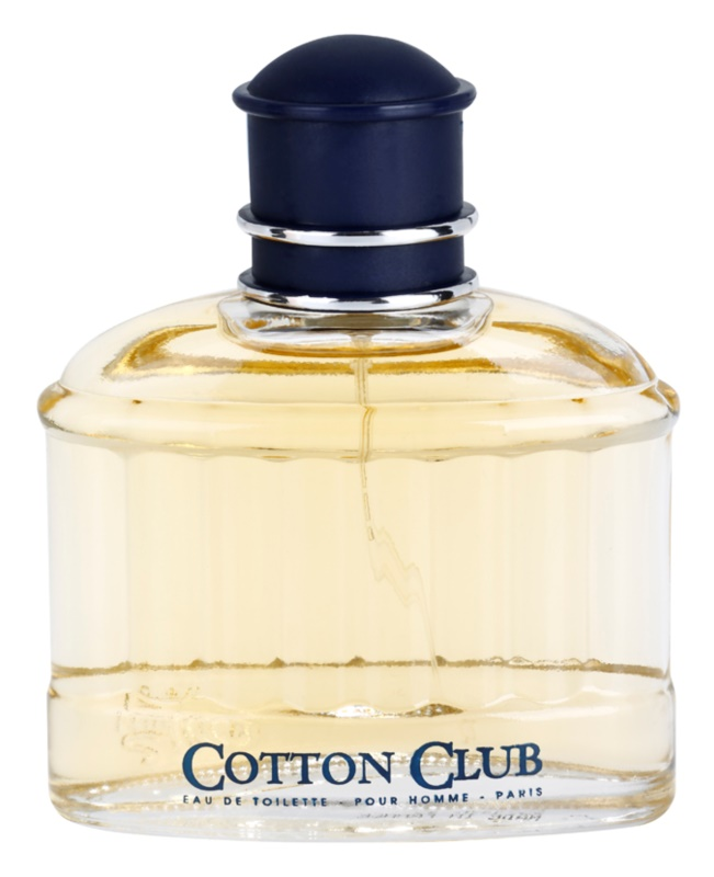Jeanne Arthes Cotton Club Eau de Toilette for Men 100 ml