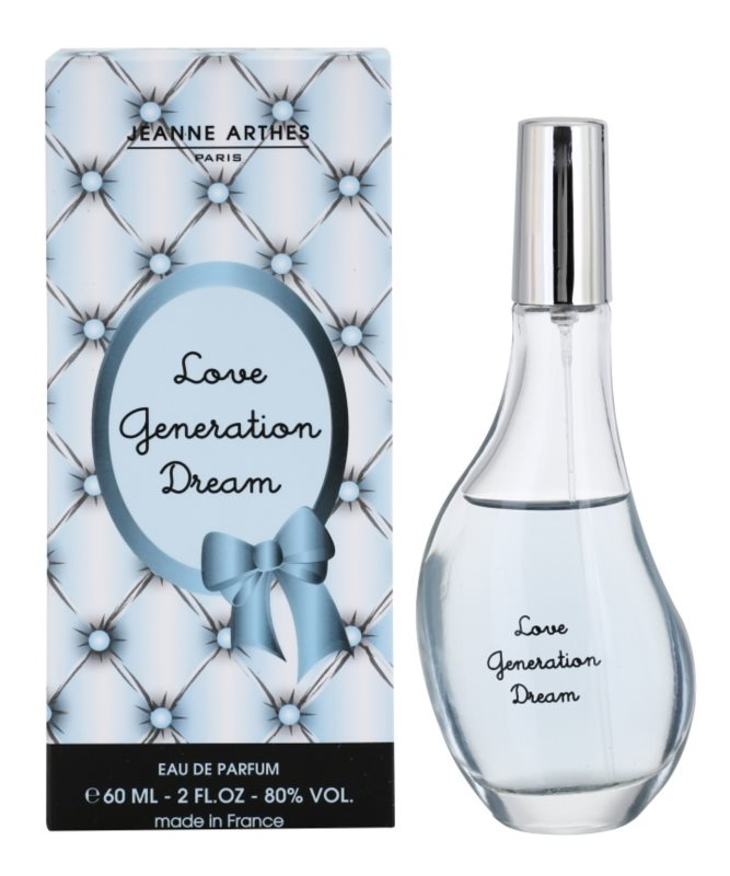 Jeanne Arthes Love Generation Dream Eau de Parfum for Women 60 ml
