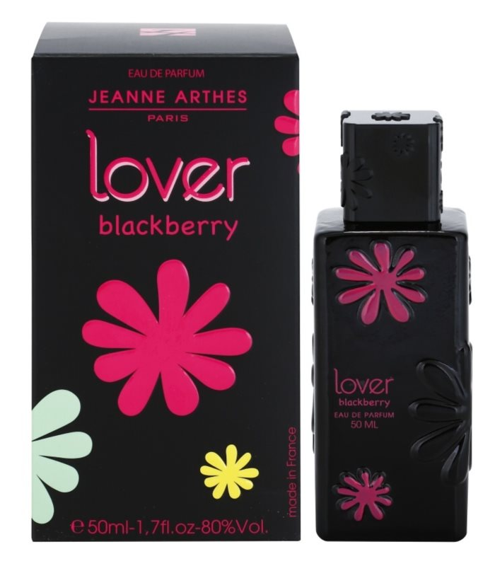 Jeanne Arthes Lover Blackberry Eau de Parfum for Women 50 ml