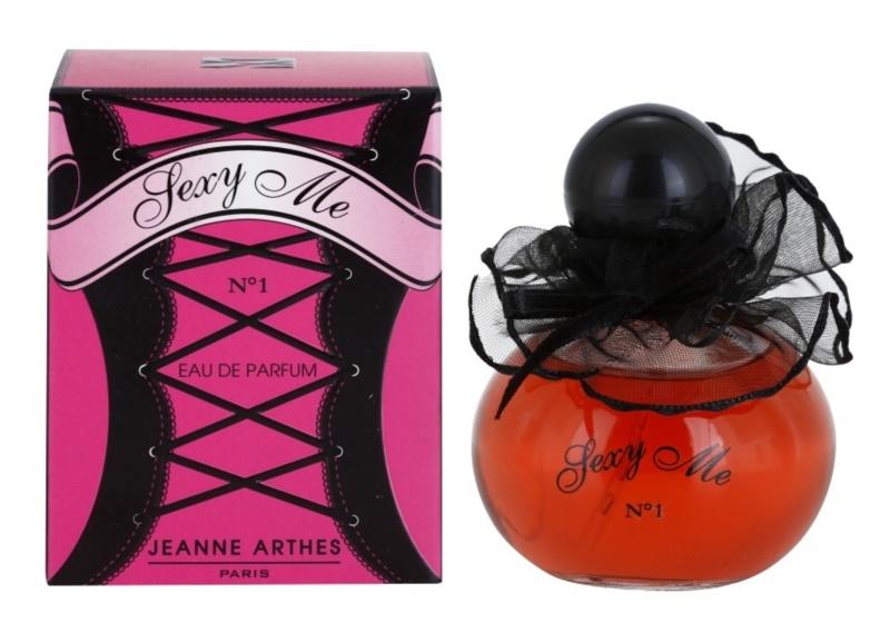 Jeanne Arthes Sexy Me No. 1 Eau de Parfum für Damen 50 ml