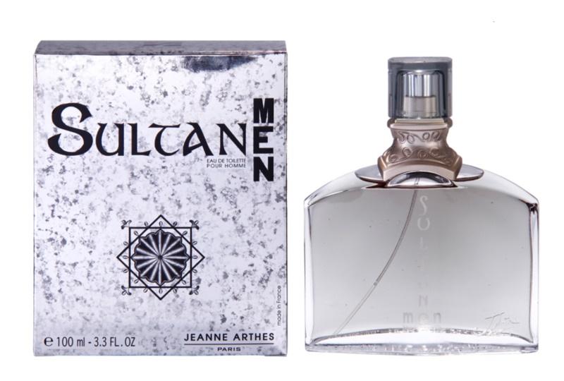Jeanne Arthes Sultane Men Eau de Toilette para homens 100 ml