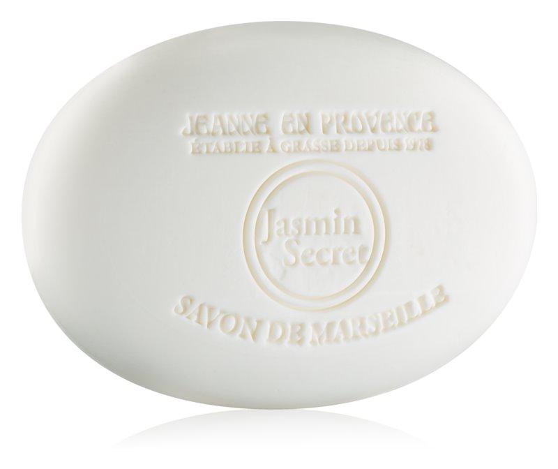 Jeanne en Provence Jasmin Secret luxusné mydlo na ruky