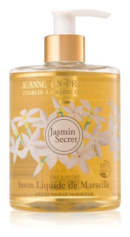 Jeanne en Provence Jasmin Secret рідке мило для рук