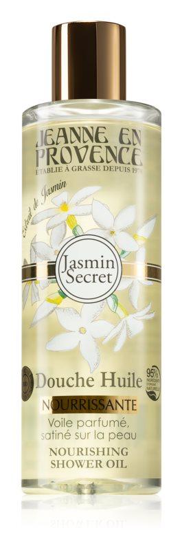 Jeanne en Provence Jasmin Secret sprchový olej