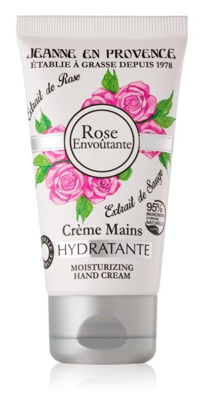 Jeanne en Provence Rose hydratačný krém na ruky