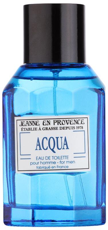 Jeanne en Provence Acqua toaletna voda za moške 100 ml