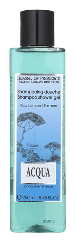 Jeanne en Provence Acqua Shower Gel for Men 250 ml