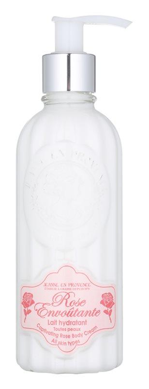 Jeanne en Provence Captivating Rose creme corporal hidratante