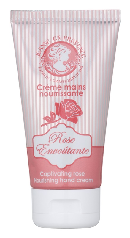 Jeanne en Provence Captivating Rose Hand & Nail Cream