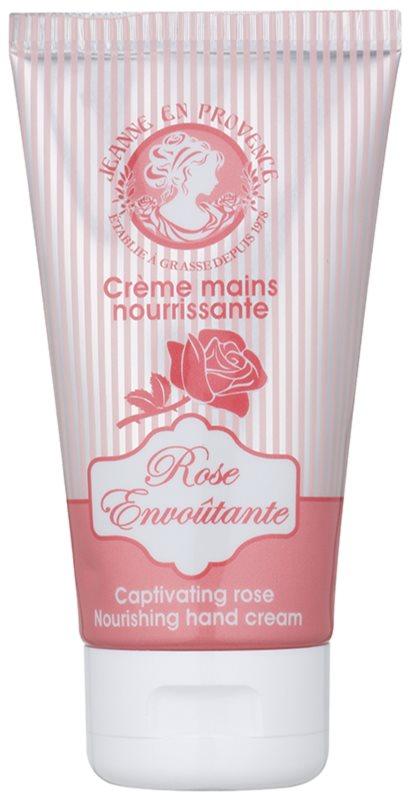 Jeanne en Provence Captivating Rose krém na ruce a nehty