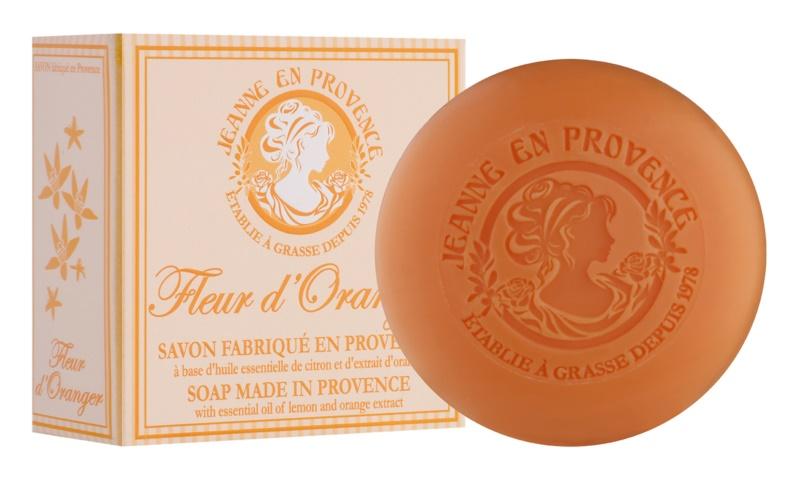 Jeanne en Provence Orange Blossom Săpun franțuzesc de lux