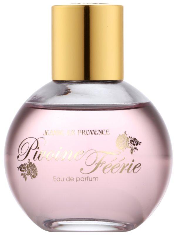 Jeanne en Provence Pivoine Féerie Eau de Parfum para mulheres 50 ml