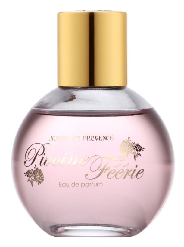 Jeanne en Provence Pivoine Féerie eau de parfum pentru femei 50 ml