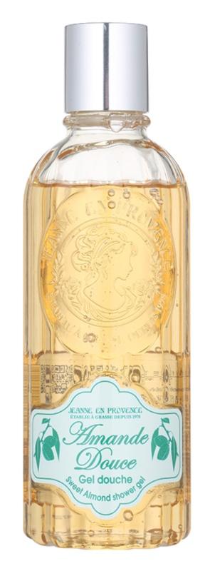 Jeanne en Provence Sweet Almond gel de ducha
