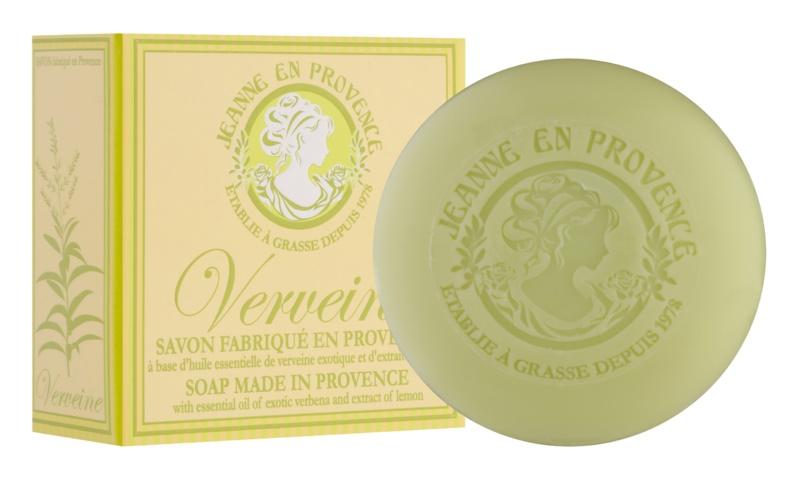 Jeanne en Provence Verbena Luxury French Soap