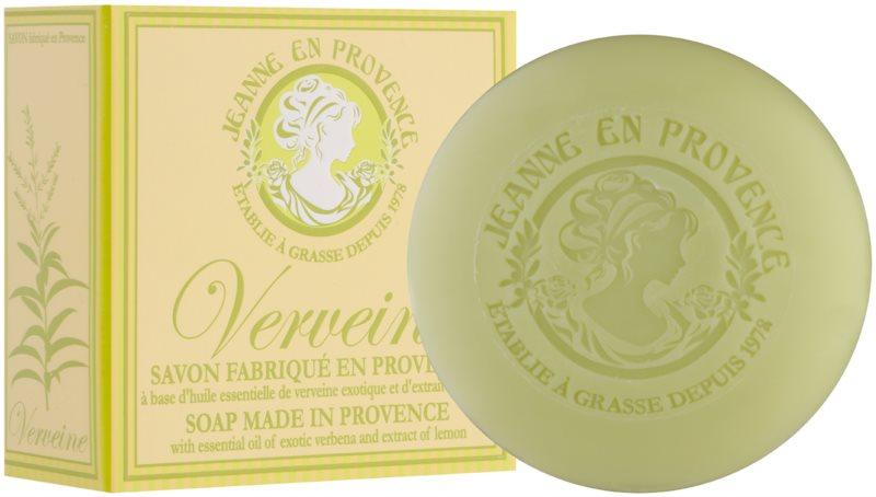Jeanne en Provence Verbena luxusné francúzske mydlo