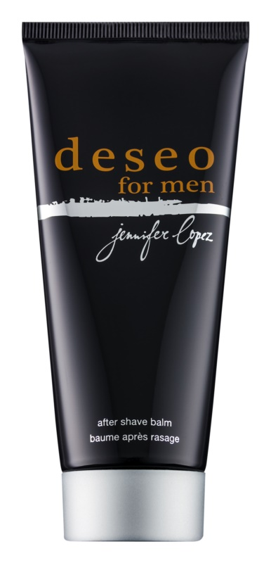Jennifer Lopez Deseo for Men balzám po holení pro muže 100 ml