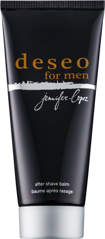 Jennifer Lopez Deseo for Men borotválkozás utáni balzsam férfiaknak 100 ml