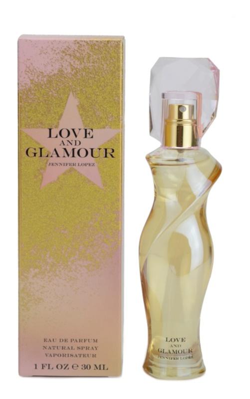 Jennifer Lopez Love & Glamour parfémovaná voda pro ženy 30 ml