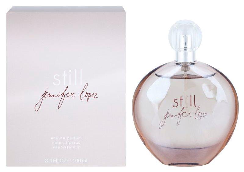 Jennifer Lopez Still eau de parfum para mujer 100 ml