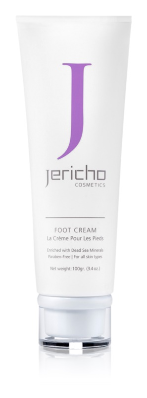 Jericho Body Care krém na nohy