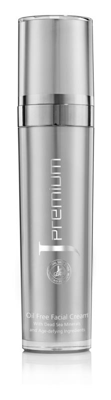 Jericho Premium crema facial para reducir la aparición de poros sin aceites añadidos