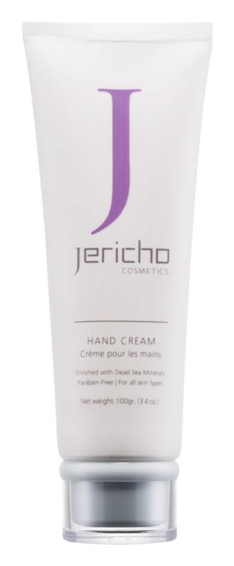 Jericho Body Care Handcreme mit Mineralien aus dem Toten Meer