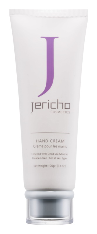Jericho Body Care крем для рук з мінералами Мертвого моря