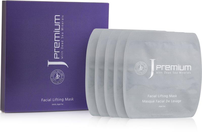 Jericho Premium liftingová a hydratačná pleťová maska