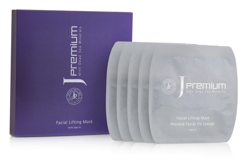 Jericho Premium liftingová a hydratační pleťová maska